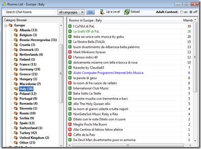 foggia chat rooms La mayor red de chat en español donde puedes conocer gente de tu ciudad totalmente gratis descubre ya los usuarios que tienes cerca y conoce gente nueva.